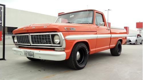 Imagem 1 de 5 de Ford F100