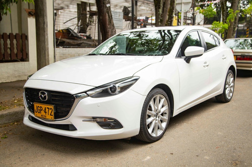 Mazda 3 Grand Touring Sport 2017