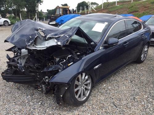Jaguar Xf 2.0 Pluxury 2013 - Sucata Motor Peças Acessórios