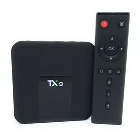 Tv Box Tx9 2gb Ram 16gb Hd Super Processador 4x Cortex A53