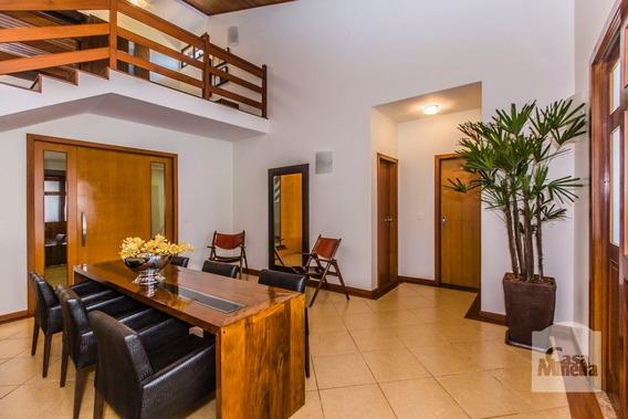 Casa Em Condomínio À Venda No Cond. Retiro Do Chalé - Código 246450 - 246450