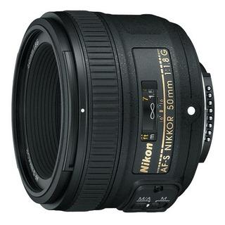 Af Nikkor Af-s 50mm F/1.8g