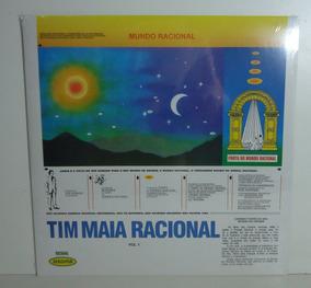 Tim Maia Racional Volume 1 E Volume 2 Lp Lacrados Japão