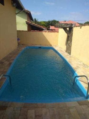 Vendo Excelente Casa Com Piscina Em Itanhaém Sp - 5765   Npc