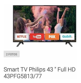 Smart Tv Philips 43 Full Hd