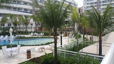 Apartamento 3 Dorms Para Locação Anual No Recreio Dos Bandei - 001112