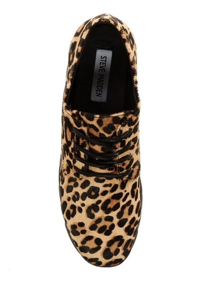 Steve Madden Zapatos De Piel Con Plataforma 4.5mx-7.5us