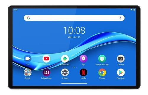"""Imagen 1 de 5 de Tablet  Lenovo Tab M10 FHD Plus 2nd Gen TB-X606F 10.3"""" 32GB iron grey con 2GB de memoria RAM"""