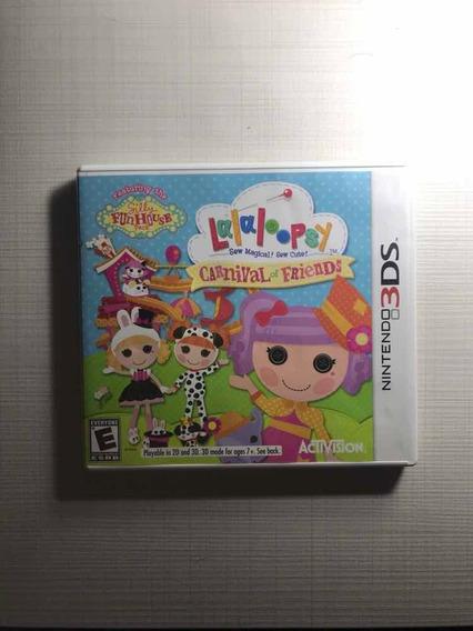 Jogo Nintendo 3ds - Lalaloopsy