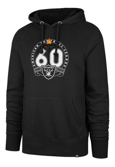 Sudadera Oakland Raiders 60th Season