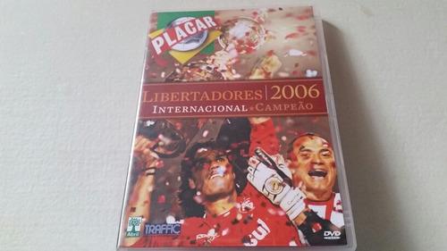 Sport Club Internacional-dvd Libertadores 2006- (lacrado !!)