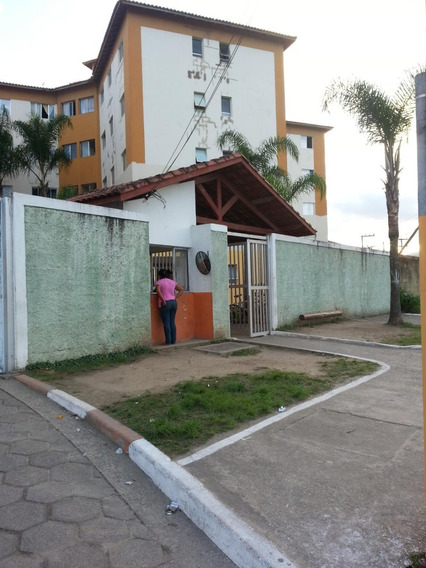 Vendo Apartament,cdhu 2 Dormitórios Bairro Caraguava Peruíbe