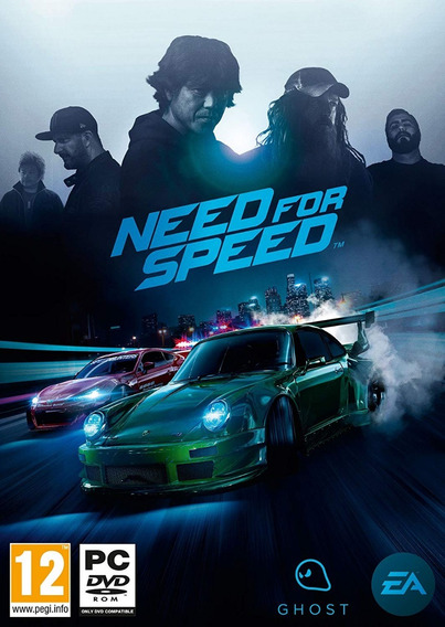 Need For Speed 2015 Ps4 Disco Fisico
