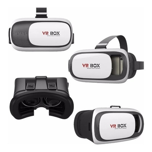 Lentes Realidad Virtual 3d Vr Box 2.0 Tienda Fisica!