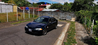 Honda Civic Full Extras