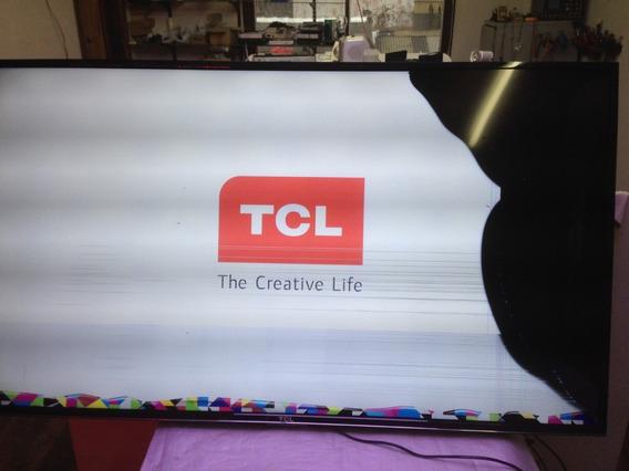 Peças Retiradas Da Tv Tcl Mod L55s4700
