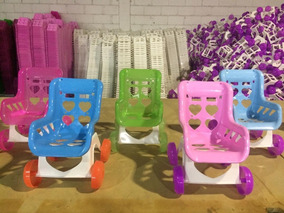 Coche Plástico Para Muñecas, Juguete Niña Somos Fabricantes
