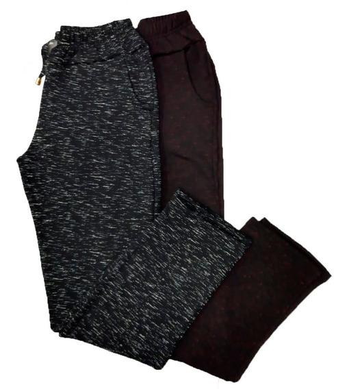 Pantalón Frisado Mujer Termico Talles 1 Al 8