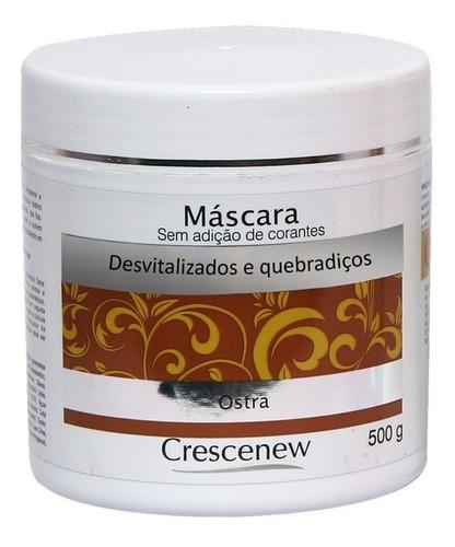 Máscara Hidratante Cabelo Coquetel De Ostra - Queratina