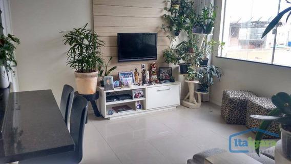 Apartamento Com 2 Dormitórios À Venda, 66 M² Por R$ 220.000 - Amaralina - Salvador/ba - Ap0794
