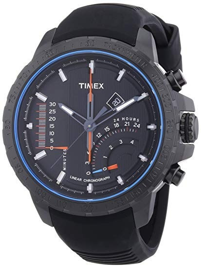 Relógio Masculino Timex Cronógrafo Prova Dágua 100 M T2p272