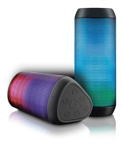 Caixa De Som Music Box Bluetooth 15w Rms Multilaser - Sp192