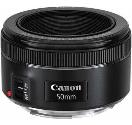 Lente Canon Ef 50mm1.8 Stm