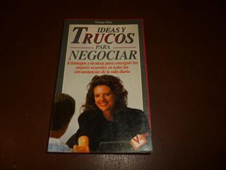 Libro Ideas Y Trucos Para Negociar