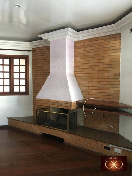 Alugo Casa Em Condomínio Fechado No Morumbi Sul- R$ 2.670,00 - Ca0003