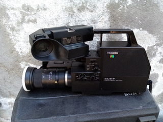 Videocamara Sony Vintage Trinicon Decorativa