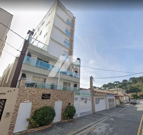 Apartamento Padrão À Venda Em Mauá/sp - 103
