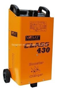 Cargador Partidor Baterias 12v/24v 400amp Class 430