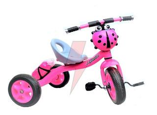 Triciclo Chinita Musical / Niños Y Niñas / Laravirtualshop