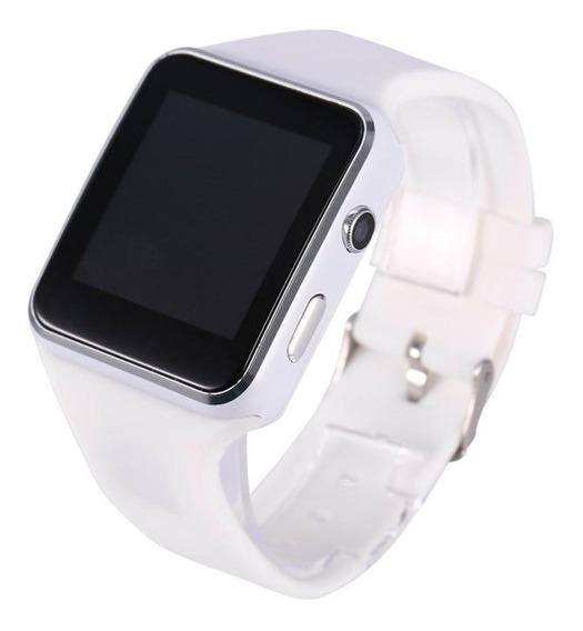 Reloj Inteligente Celular Curvo X6 Smartwatch Camara Sd Sim