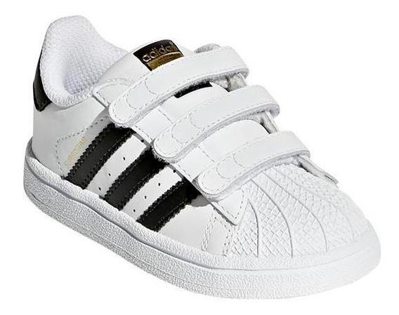 Zapatilla adidas Superstar Cf I Bz0418