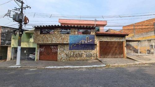 Imagem 1 de 21 de Sobrado Com 3 Dormitórios À Venda, 220 M² Por R$ 430.000,00 - Jardim Brasília - São Paulo/sp - So0728