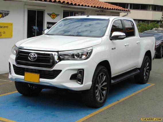 Toyota Hilux 4x4 Td 2.4