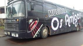 Onibus Scania 112 Motor Casa Paradiso Para Banda