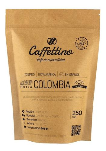 Imagen 1 de 8 de ¼kg Café De Especialidad Colombia En Granos