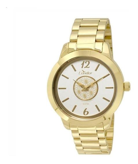 Relógio Condor Co2035kst-4b - Dourado