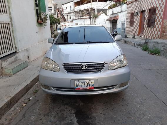 Toyota Corolla Sensation