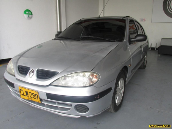 Renault Mégane 1.4 Mt