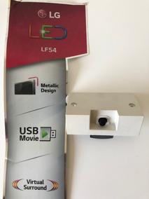 Botão Power Tv Lg 49lf5400 Novo