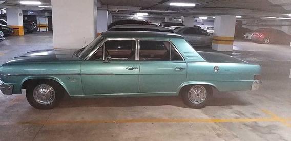 Rambler Classic 660/ 1965 Placas De Auto Antiguo