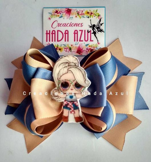 Moño Hada Azul