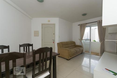 Apartamento À Venda - Chácara Inglesa, 2 Quartos,  50 - S892880485