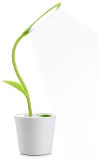Lámpara De Escritorio Flexible Usb Táctil, Flexible