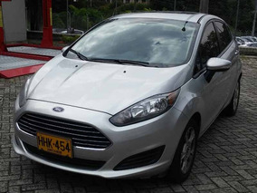 Unico Dueño 25000kms Ford Fiesta Se Hb 2014 At Full