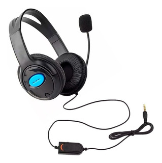 Auricular Gamer Microfono Pc/ps4 Playstation 4