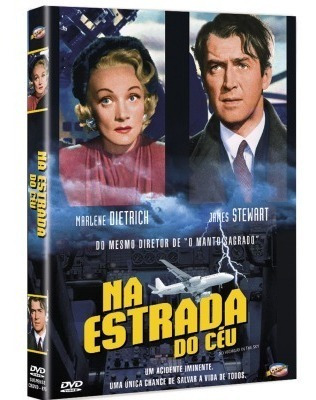 Dvd Na Estrada Do Ceu - Classicline - Bonellihq G19